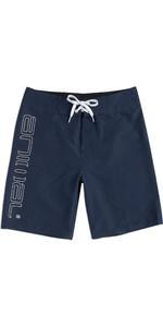 2019 Animal Mens Bodella Board Shorts Dark Navy CL9SQ005