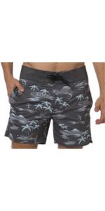 2020 Animal Mens Tamatoa Boardshorts CL0SS007 - Black