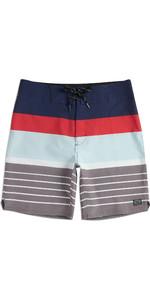 2019 Animal Mens Tarley Board Shorts Stripes CL9SQ009
