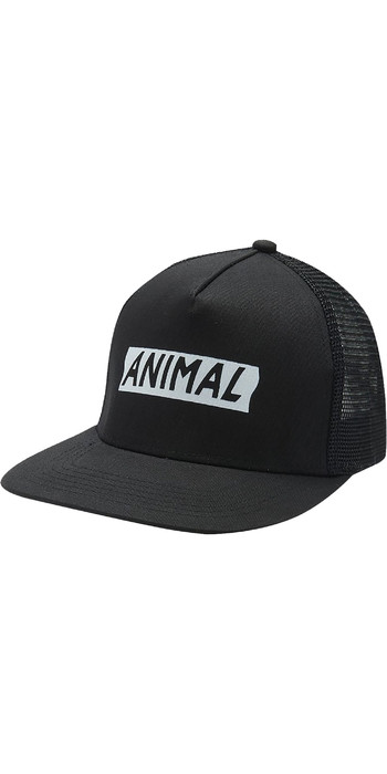 2019 Animal Racer Mesh Back Trucker Cap Black BC9SQ602