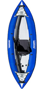 2019 Aquaglide Chinook 1 Man Kayak BLUE - Kayak Only