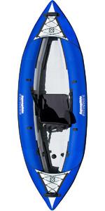 2020 Aquaglide Chinook 1 Man Kayak BLUE - Kayak Only
