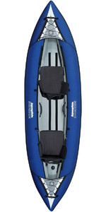 2020 Aquaglide Chinook 2 Man Kayak BLUE - Kayak Only