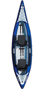 2020 Aquaglide Columbia XP 2 Man Touring Kayak - Blue - Kayak Only