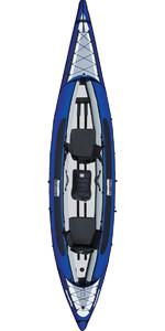 2019 Aquaglide Columbia XP Tandem XL Kayak Blue - Kayak Only