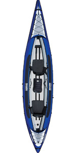 2019 Aquaglide Columbia XP Tandem XL Kayak Blue - Kayak Only
