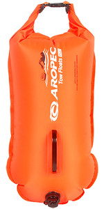 2019 Aropec Followers Double Tow Float /  28L Dry Bag Orange RFDJ02