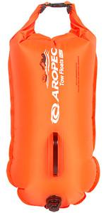 2019 Aropec Followers Double Tow Float /  28L Dry Bag Orange RFDJ02