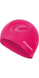 2019 Aropec Womens Silicone Swim Cap Pink CAPGR1