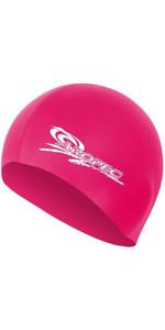 2019 Aropec Junior Silicone Swim Cap Pink CAPGR1C