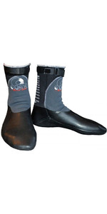2019 Atan Hot Mistral 6mm GBS Wetsuit Boots Black
