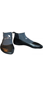2019 Atan Sunfast 3mm GBS Wetsuit Shoes Black