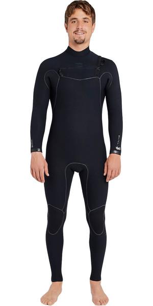 2018 Billabong Furnace Carbon Ultra 3/2mm Chest Zip Wetsuit BLACK F43M10
