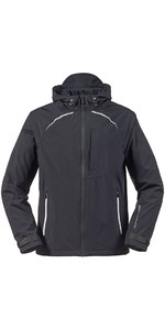 Musto Evolution Tempest Wind Stopper Hooded Jacket BLACK SE2660