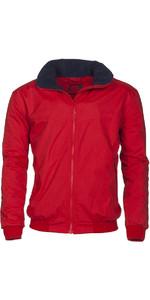 Baleno Typhoon Waterproof Fleece Lined Blouson Jacket Red 24106