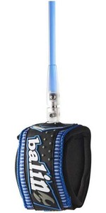 2021 Balin Super Series 8ft 7mm Double Swivel Leash 01S8TB - Blue