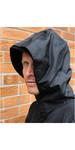 2020 Northcore Beach Basha Pro 4 Season Changing Robe BLACK NOCO24J