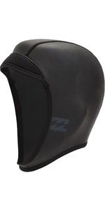 2020 Billabong Furnace 5mm GBS Neoprene Hood U4HD12 - Black