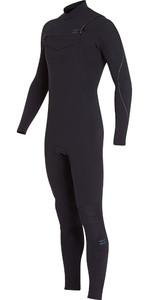 Billabong Furnace Carbon Comp 4/3mm Chest Zip Wetsuit Black L44M02