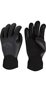 2019 Billabong Furnace Ultra 3mm Neoprene Gloves Black Q4GL34