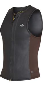 2019 Billabong Mens 2mm Revolution Glide Neo Vest Black N42M13