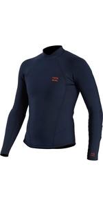2021 Billabong Mens Absolute 2mm Long Sleeve Wetsuit Top W42M69 - Slate Blue