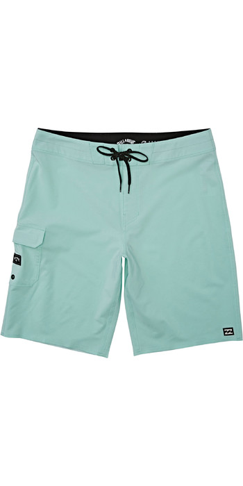 2021 Billabong Mens All Day Pro Boardshorts S1BS48 - Aqua Heather