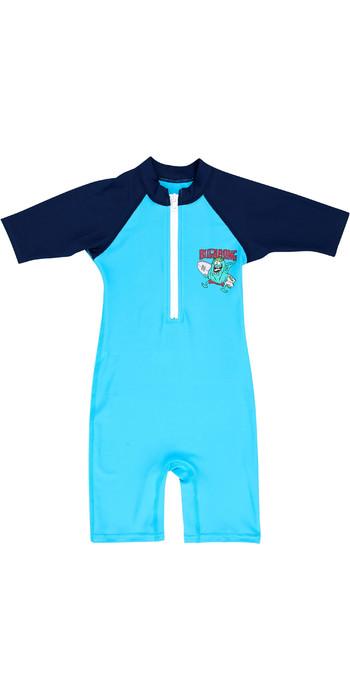 2019 Billabong Toddler Speedy Sun Suit Artic N4TY07