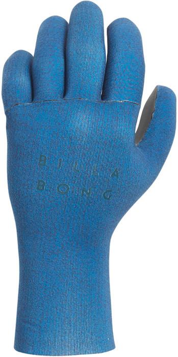 Billabong Womens Salty Daze 2mm Neoprene Glove Blue Swell L4GL01