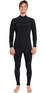 Billabong Furnace Carbon Ultra 4/3mm Chest Zip Wetsuit Black L44M01