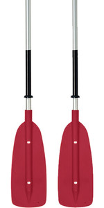 2019 Bravo 2 Piece Kayak Paddle 2.20M Red