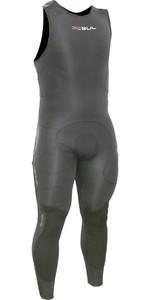 2020 Gul Code Zero Elite 3mm BS Long John Impact Wetsuit & Pads Black CZ4217-B5