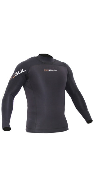 2018 Gul Mens Code Zero Elite 3mm BS Thermotop Black CZ6201-B5