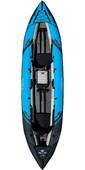 2020 Aquaglide Chinook 120 3 Man Kayak Blue - Kayak only