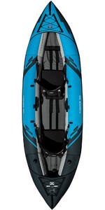 2020 Aquaglide Chinook 100 2 Man Kayak Blue - Kayak Only