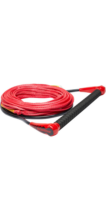 2021 Connelly Proline Response 65ft Line & Handle Package 84210013 - Red