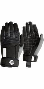 2021 Connelly Team Pre-Curved Amara Gloves - Black