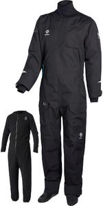 2020 Crewsaver Atacama Pro Drysuit INCLUDING UNDERSUIT BLACK 6556