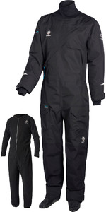 2020 Crewsaver Atacama Pro Drysuit INCLUDING UNDERSUIT BLACK 6556