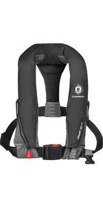 2019 Crewsaver Crewfit 165N Sport Automatic Lifejacket - Black 9010BLA