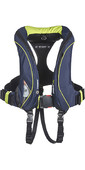 2021 Crewsaver ErgoFit+ 290N Automatic Lifejacket With Harness, Light & Hood Navy 9165NBGAP