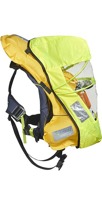 2020 Crewsaver ErgoFit+ 290N Automatic Lifejacket With Harness, Light & Hood Navy 9165NBGAP