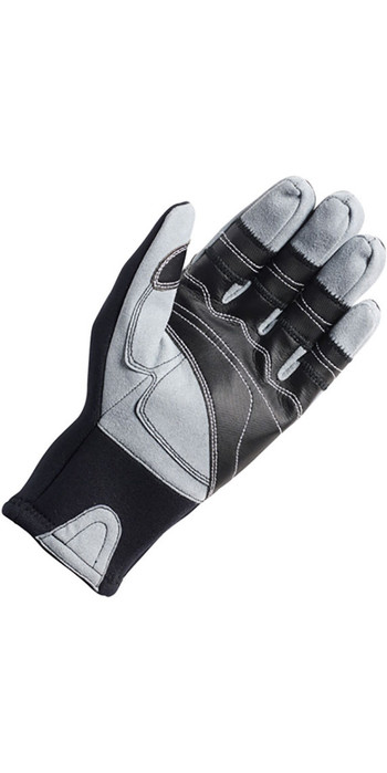 2021 Crewsaver 3mm Tri-Season Gloves Black 6952