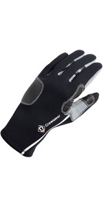 2020 Crewsaver Junior 3mm Tri-Season Gloves Black 6952