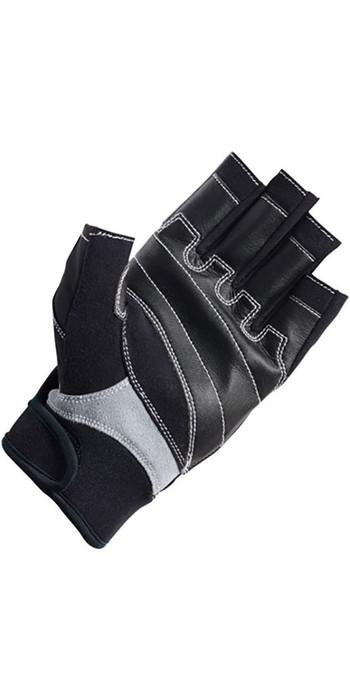 2020 Crewsaver Short Finger Gloves Black 6950