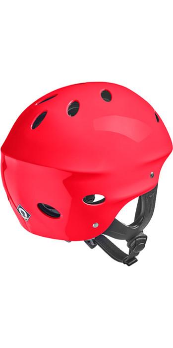 2021 Crewsaver Kortex Watersports Helmet Red 6315