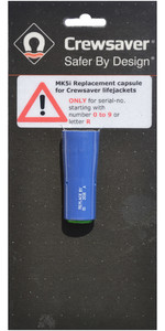2020 Crewsaver MK5i Replacement Capsule Blue 10061