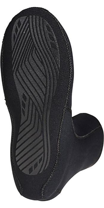 2020 Crewsaver Slate 3mm Neoprene Wetsuit Sock - BLACK 6946