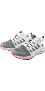 2021 Gul Aqua Grip Shoe DS1004-B9 - Grey / White