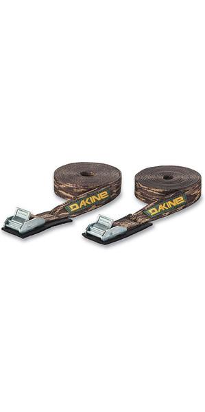 2018 Dakine 12' 3.6m Tie Down Straps Camo 08840550